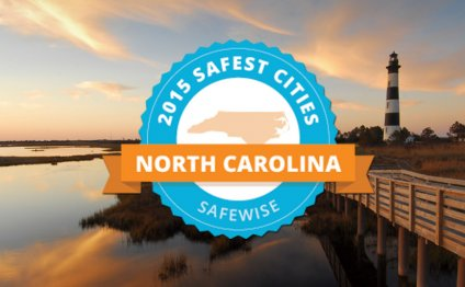 50 Safest Cities in North