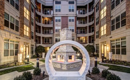 Apartments in downtown Charlotte NC